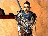 Ларс, главарь воров Нового Лагеря.