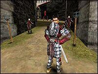 Торус, начальник стражи Старого Лагеря.