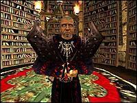 Ксардас — одна из самых могущественных и в то же время загадочных личностей Колонии.