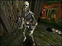 Разведчик скелетов.