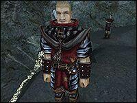Брендик — один из стражников Старой Шахты, следящий за тем, чтобы рудокопы не отлынивали от работы.