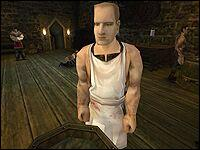 Балам — один из поваров в замке Старого Лагеря.