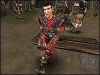 Фиск — один из торговцев во Внешнем кольце Старого Лагеря.
