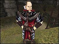 Как Бладвин и Шакал, Флетчер — один из следящих за порядком стражников Старого Лагеря.