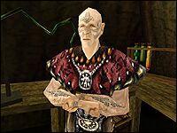 Кор Галом — второй человек в лагере после Ю'Бериона.