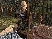 Горим — один из послушников Болотного братства.