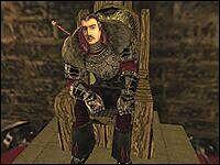 Гомез — главный барон Старого Лагеря, правящий лагерем и всей Колонией.