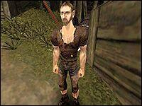 Гай — рудокоп, живущий во Внешнем кольце Старого Лагеря.