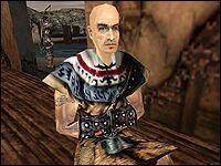 Идол Исидро — торговец-неудачник.