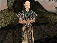 Один из гуру Болотного братства, идол Тондрал обладает огромной властью над умами послушников.