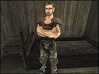Кайли — рудокоп Старого Лагеря, донельзя обозлённый на весь мир.