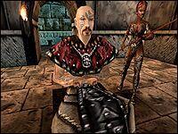Ю'Берион — официальный глава Болотного братства и его бессменный духовный лидер.