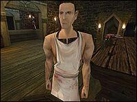 Омид — второй повар, готовящий еду баронам.