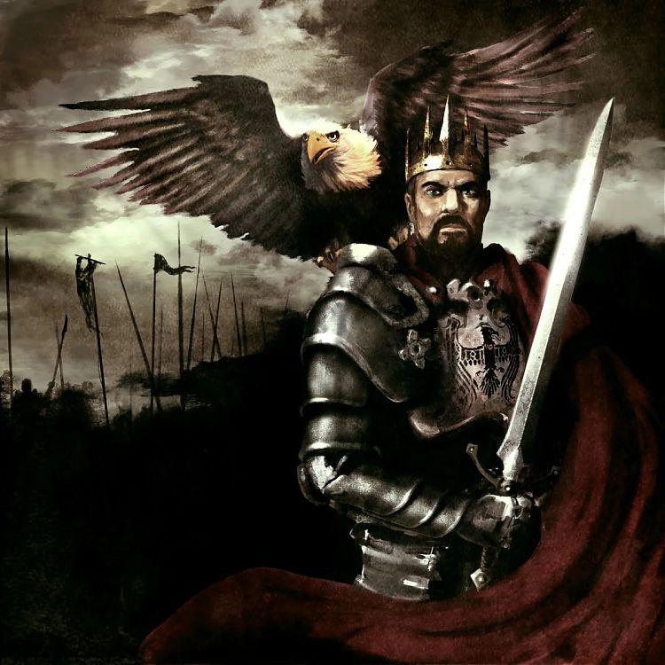Коронация короля Миртаны Робара II.