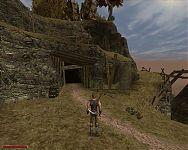 Первая «Готика». Заброшенная шахта. Справа видны уступы, по которым можно залезть наверх.