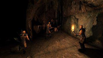Стражи Болотного лагеря помогут вам в битве с ползунами.