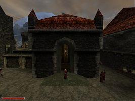 Храм магов Огня в Замке Старого лагеря.