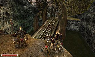Мост в земли орков.