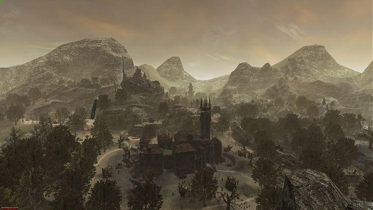 Замок Рудниковой долины во второй «Готике: Ночи Ворона».