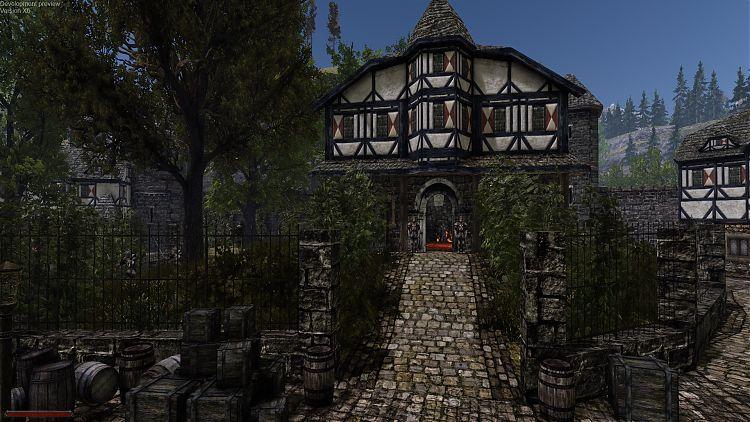 Дом губернатора Хориниса.
