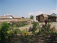 Вот так выглядит образцовая казачья станица Атамань.