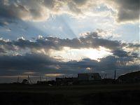 Небо, бесконечно красивое небо...