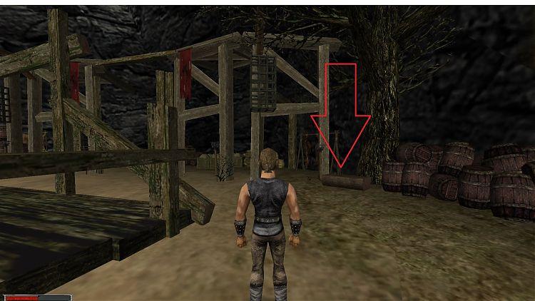 Скамейка, на которой можно выбрать, как будет выводиться текстовая информация в игре.