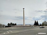 Площадь 30-летия Победы.