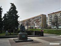 Памятник детям войны.