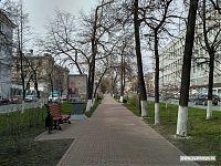 Улица Гончарова (бывшая Большая Саратовская).