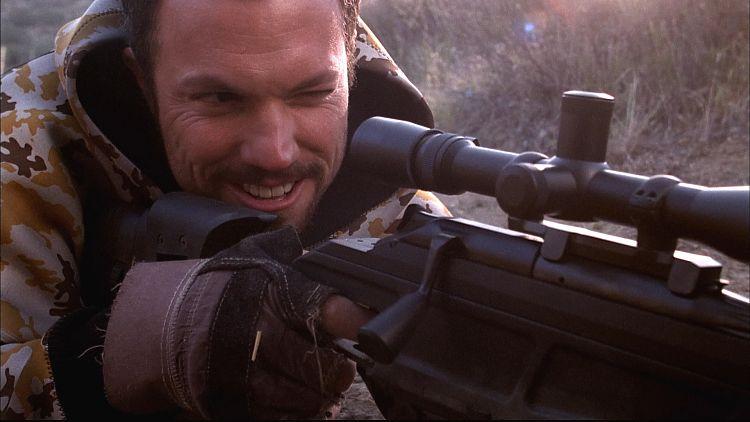 Джейн и снайперская винтовка
