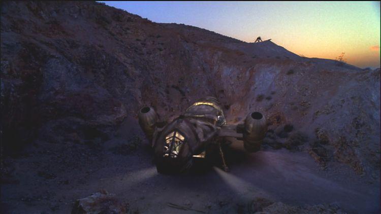 «Серенити» «припарковался» в каньоне