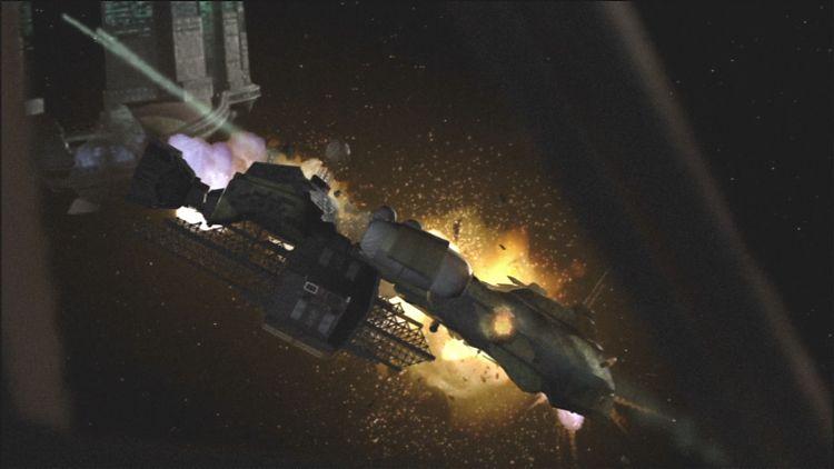 «Проклятый» корабль уничтожают из главного калибра