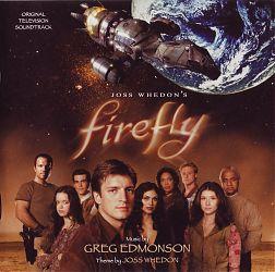 Обложка буклета к CD-изданию саундтрека сериала.