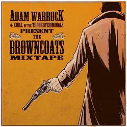 Обложка с альбома The Browncoats Mixtape.
