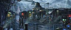 Улица планеты Бомонд.
