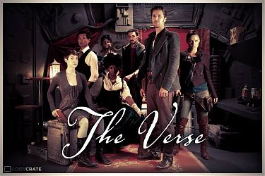 The Verse - короткометражный фильм, снятый фанатами для фанатов