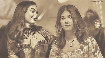 Inara and kaylee