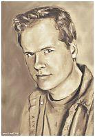 Joss Whedon portrait