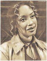 Zoe portrait