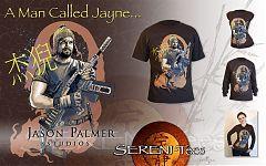 «Его звали Джейн» — дизайн рубашки с Джейном.