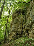 Типичные гуамские скалы.