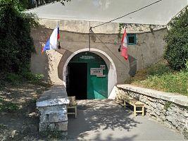 Вход в музей «Подземный Севастополь»