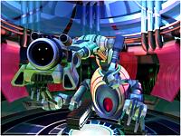 Циноиды - одна из игровых рас Master of Orion III.