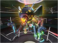 Меклары - одна из игровых рас Master of Orion III.