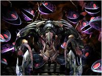 Тахиди - одна из игровых рас Master of Orion III.