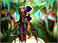 Клаконы - одна из игровых рас Master of Orion III.