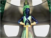 Эвоны - одна из игровых рас Master of Orion III.