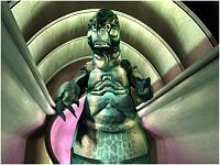 Раасы - одна из игровых рас Master of Orion III.