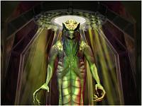 Саккра - одна из игровых рас Master of Orion III.